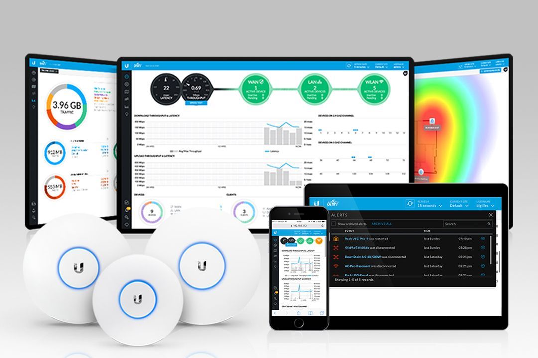 Build networks and boost wifi